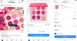 instagram online satış